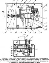 ПЗК (1256.100.00) Клапан отсечной угловой с электроприводом фланцевый стальной