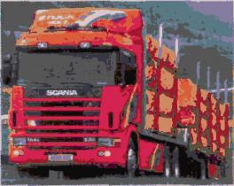 СОРТИМЕНТОВОЗЫ ЗАРУБЕЖНОГО ПРОИЗВОДСТВА Скания 114GA, 124GA, 144GA (Scania), 6x4