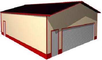 Здания модульные типовые