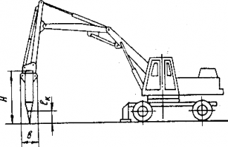 ЭКСКАВАТОР ЭО-3322Б