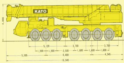 KATO NK-1600