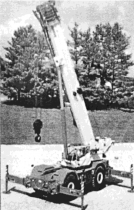 Короткобазовый кран GROVE RT 890E