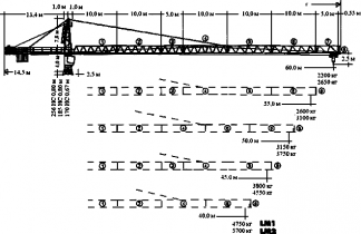 КРАН БАШЕННЫЙ LIEBHERR 180EC-H 10 (180EC-H 10 LITRONIC)