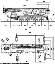 КРАН GROVE GMK 4075-1