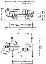 КРАН LIBHERR  LTM 1025
