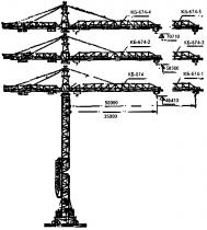 Краны КБ-674А и КБ-676
