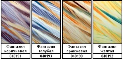 Панели стеновые МДФ Фантазия