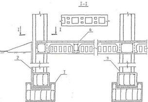 Рисунок 2 - Узлы конструкций зданий системы - Пластбау