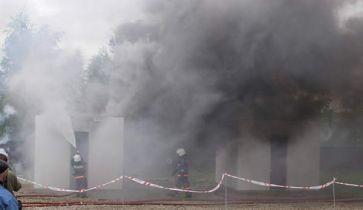 испытание огнем. конференция по проблемам пожарной безопасности кровельных материалов