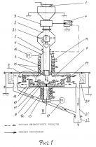 изобретение 2127152 - центробежно-дисковая мельница