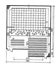 (к СНиП 2.08.02-89) Проектирование театров