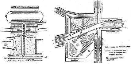 Проектирование вокзалов 1997