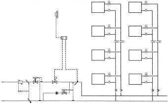 Реконструкция инженерного оборудования
