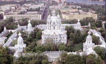 Санкт-Петербург, Воскресенский Смольный монастырь