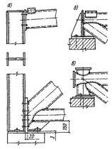 Металлические конструкции.