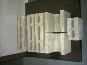 Блоки опилкобетонные, органо-минеральные Бунгалит