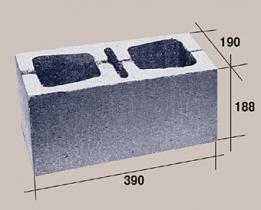 Блоки стеновые и перегородочные