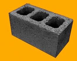 Камни керамзитобетонные