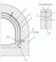 Тефонд HP Гидроизоляция и распределение нагрузки Ремонт тоннеля