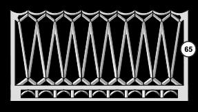 Заборы бетонные