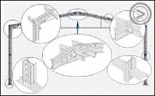 Здания полнокомплектные системы Спайдер-В