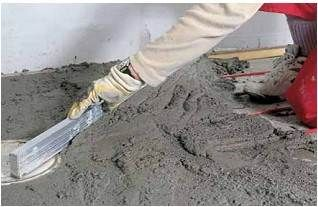 Ветонит 5000 для первоначального выравнивания бетонных полов