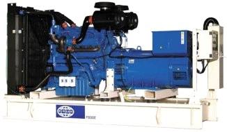 """Электроагрегат дизельный """"FG Wilson P730P1(800E)"""" номинальной мощностью 730 кВА"""