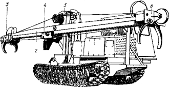 Сучкорезная машина ЛП-33