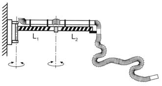 Устройства консольно-поворотные Краб