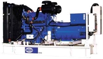 """Электроагрегат дизельный """"FG Wilson P800P1(880E)"""" номинальной мощностью 800 кВА"""