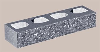 Блоки щелевые на шлаке