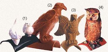 Черепица керамическая Jacobi Hohlfalzziegel Z5
