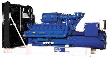 """Электростанция дизельная """"FG Wilson P1825(2000E)"""" номинальной мощностью 1825 кВА"""