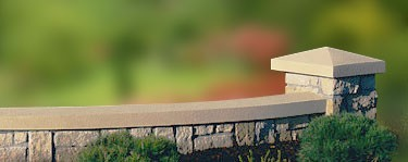 Козырьки на заборы и столбы бетонные