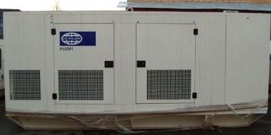 """Электростанция дизельная """"FG Wilson P400P1(440E1)"""" номинальной мощностью 400 кВА"""