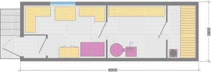 Здания модульные