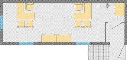 Здания административные модульные