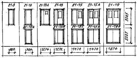 11 Окна и двери