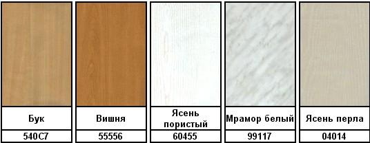 Панели стеновые МДФ Color