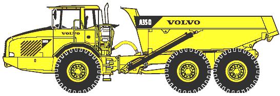 VOLVO A35D