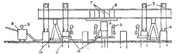 ВСН 32-95 УКАЗАНИЯ по устройству свайных фундаментов для домов повышенной этажности